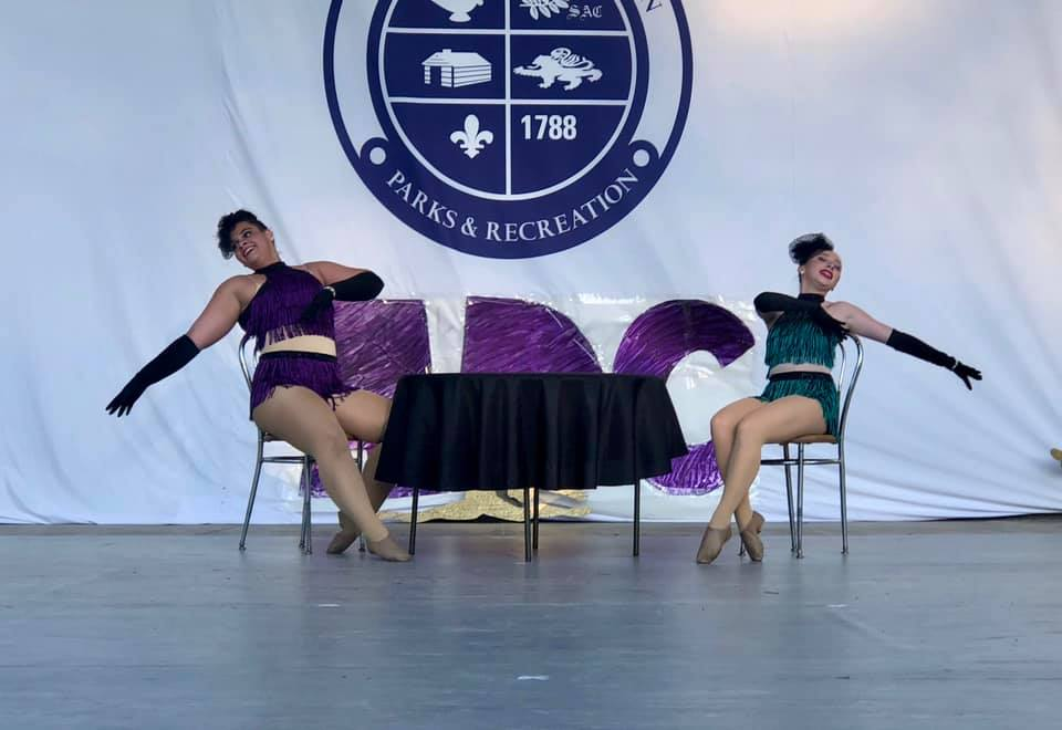 Competition-duet