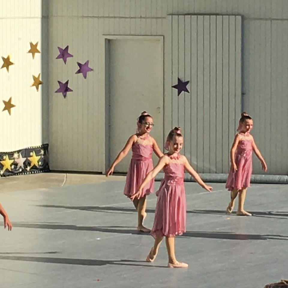 Sapphire ballet